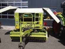 Used 2003 Claas 255