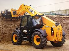 2016 JCB 541-70 Telescopic load