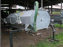 Geba AGS 2100 pressure vessel