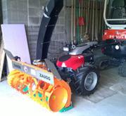 2013 Aebi CC66 with Snow Mill Z