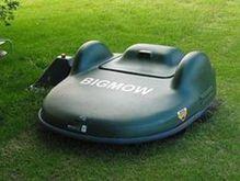 2010 BigMow lawn robot large ar