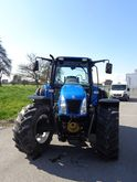 2007 New Holland TL 100A tracto