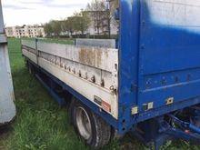 1999 Kögel JN 18 Truck trailer