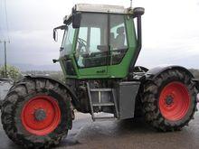 1997 Fendt Xylon 520 Tracteur
