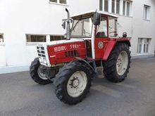 1981 Steyr 8080 4 wheel drive