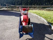 Schanzlin with cable winch