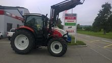2011 Steyr 4110 Classic tractor