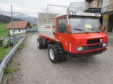 1993 Reform Muli 660 G G, 40Km