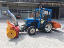 1981 Iseki TS 1910F tractor