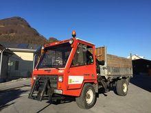 1996 Bucher TR 2800 granite tra