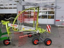 2012 Claas Liner 420 Swather /