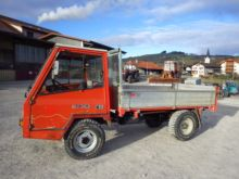 1986 Bucher TR2800 Transporter