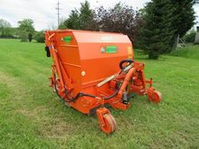 Agrimaster REF160 pasture mower