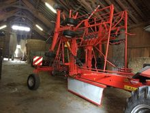 2009 Kuhn GA 7501 Center swathe