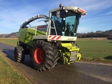 2003 Claas Jaguar 850 4 wheel d