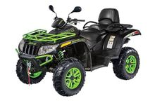 2016 Arctic Cat TRV 700 LTD ATV
