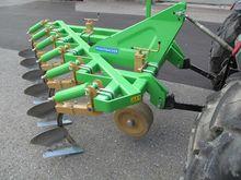 V-6 Stubble plow, pear cultivat