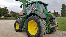 2002 John Deere 6420S Tracteur
