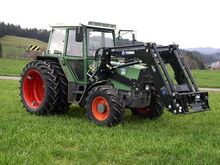 Used 1986 Fendt 307