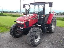 1998 CASE-IH CX80A 4-wheel trac