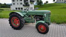 1951 Bührer B.F.4 tractor