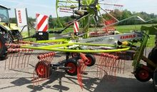 2017 Claas 420 Rotary swather l