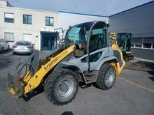 2005 Kramer 380 Wheel Loaders