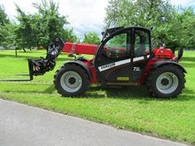 Faresin 7.30 Telescopic loaders