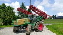 1991 Fendt 380 GTA With field s