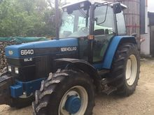 1994 Ford-New Holland 6640 SLE