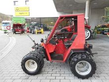 Used Aebi TT 50 in M