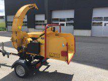 Vermeer BC160 déchiqueteuse