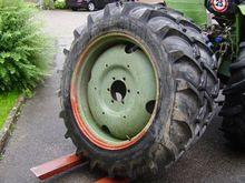 Bührer 12.4 R 32 Complete wheel