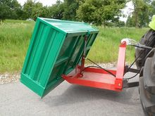 Hydraulic tipping bucket 2.0m