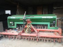 RAU Sowing Combination Rototill