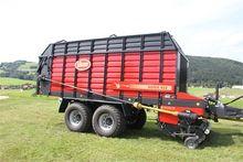Vicon Rotex 452 Rotor loading w