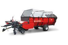 Vicon Alpex 280 loading wagons
