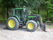 2014 John Deere 6400 Forestry t