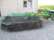 2006 John Deere 324 Rear mower
