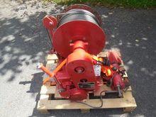 Plumett TL 2015 CA Cable winch,