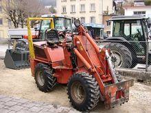 1986 Weidemann 916 D/M Manutrac