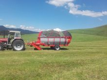 2016 Gruber LT260 loading wagon