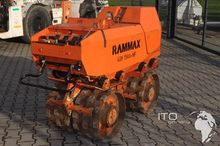 Ramax RW1504 Trenching roller R