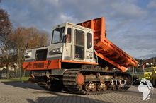 Hitachi CG100 Tracked dumpers