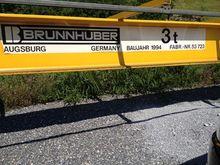 1994 Brunnhuber 3 To Hallenkran