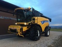 2007 New Holland CX 8050