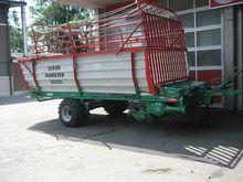 1988 Hamster 8025 Loading wagon