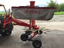 2011 JF-STOLL R 420 DS swathers