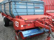 1986 Mengele LW 310 wagon