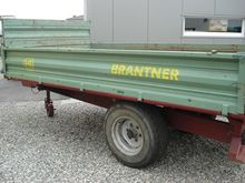 Brantner HB Junior tipper